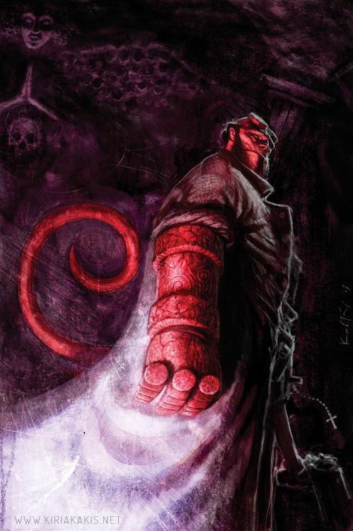 Hellboy_fanart