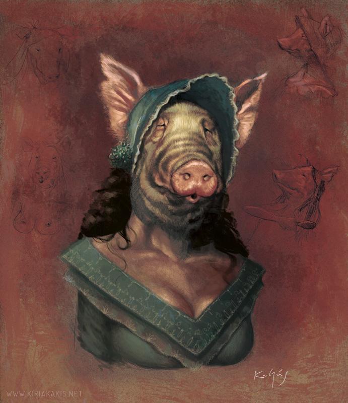 Piglady