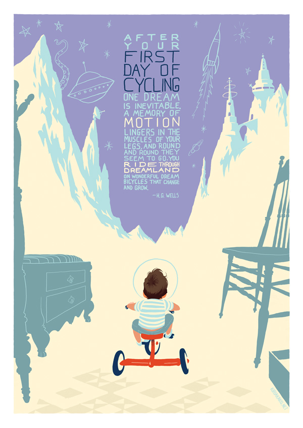 bicycle poster_2014